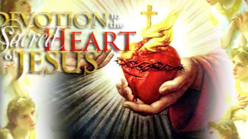 DIVINE LOVE! Devotion to the Sacred Heart of Jesus