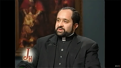Fr. Jay Kythe: Hindu to Catholic Priest